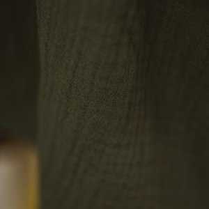 KnotenHaarband – olivgrün