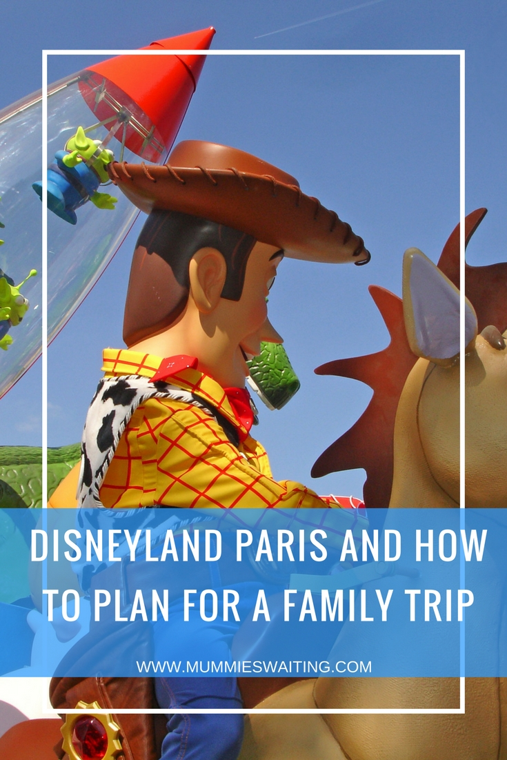 WDs Guide to Planning a Family Vacation