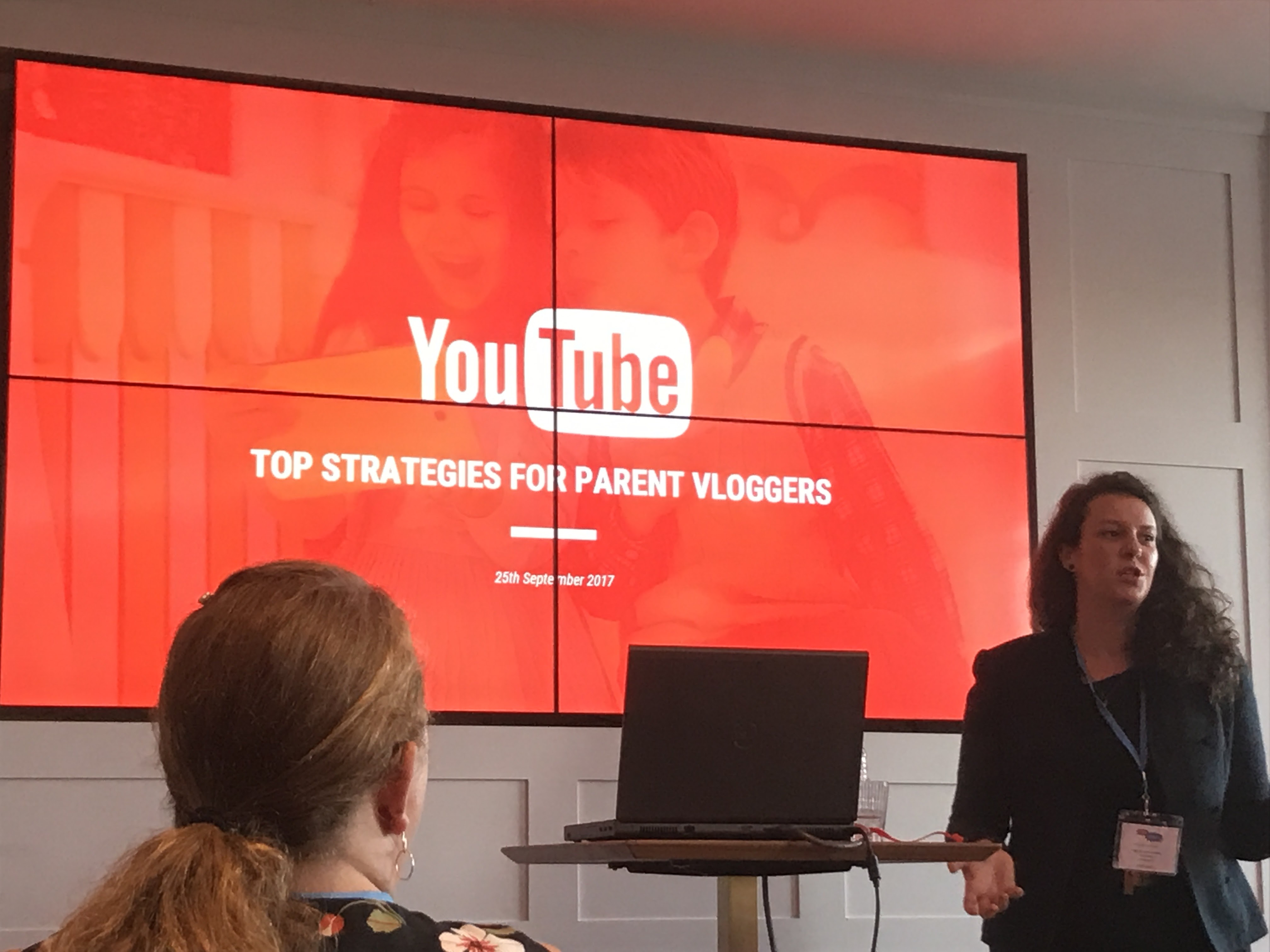 Britmums #BML17 YouTube Session