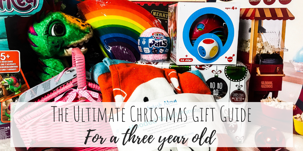 3 Year Old Christmas Gifts