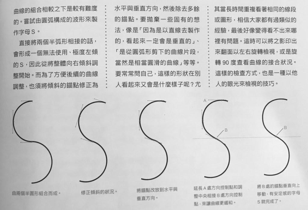 字型散步:不只是中文字型學。更是生活美學 – Mummum Zine