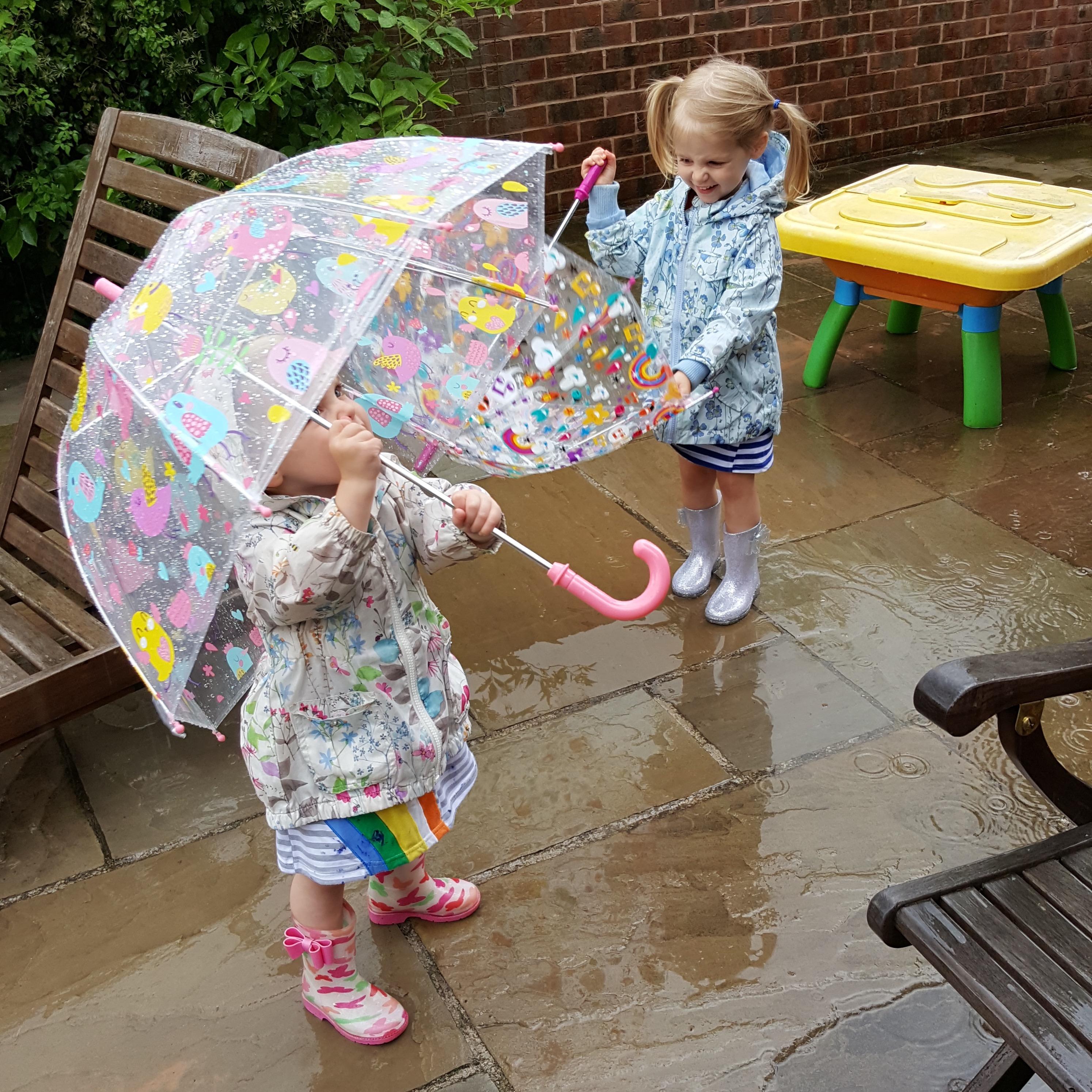 Rain, Rain, Go Away