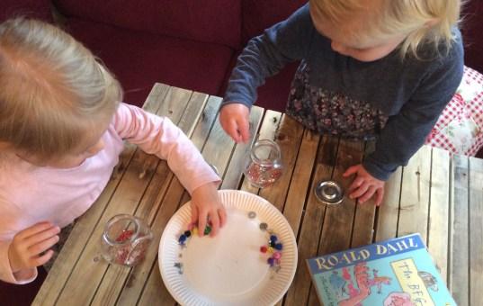 Preschool ideas for Roald Dahl Day
