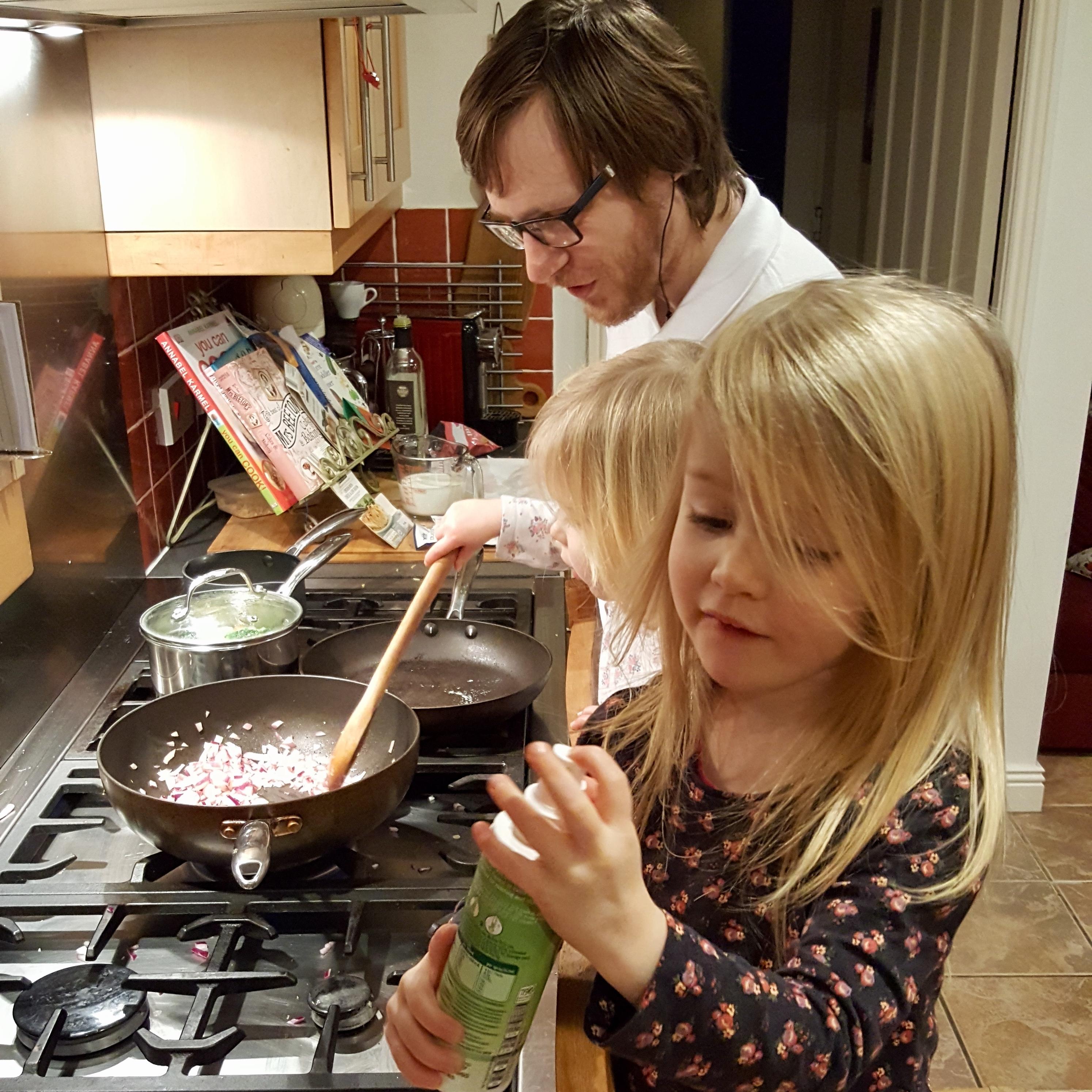 18 Preschool Chores