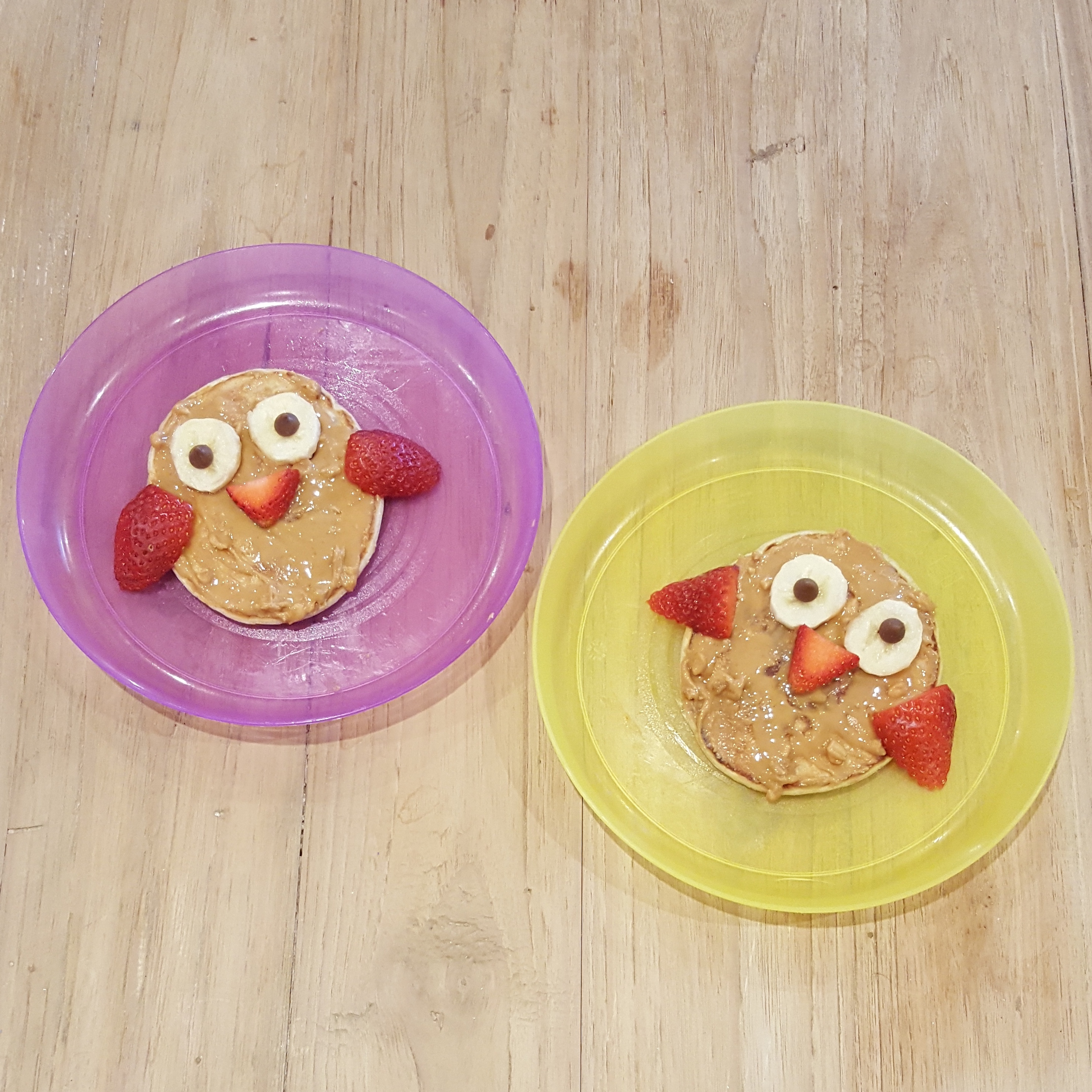 Fun Pancakes for kids - 3 ways