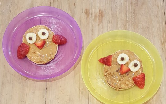 Fun Pancakes for kids – 3 ways