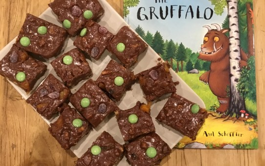 World Book Day: No Bake Gruffalo Crumble Recipe