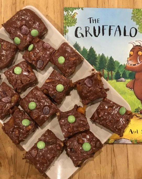 World Book Day: No Bake Gruffalo Crumble Recipe