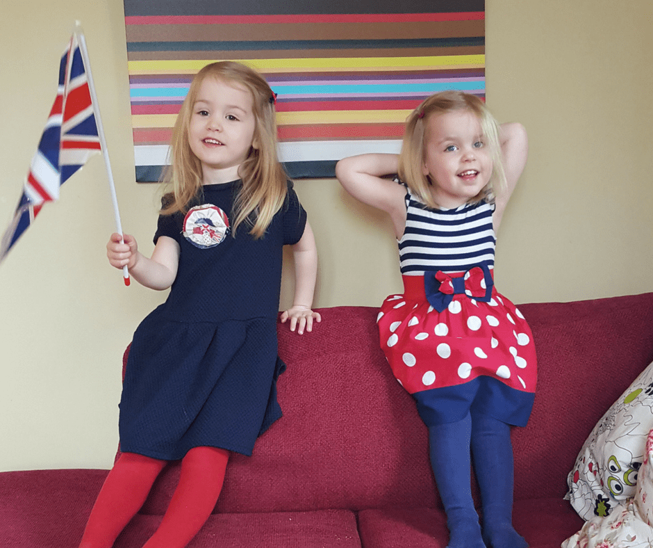 Royal Wedding Party ideas with Children