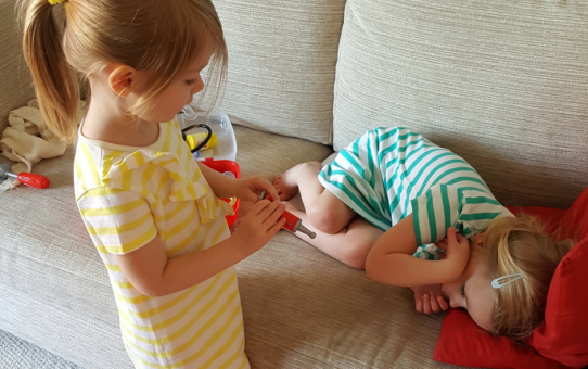 Twin's Vaccinations: What NOT to do!