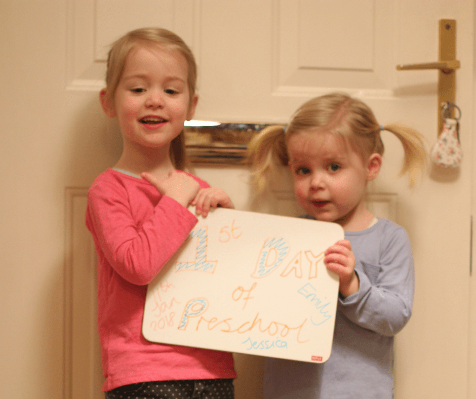 Starting Preschool - Tips to Get Them and You Ready