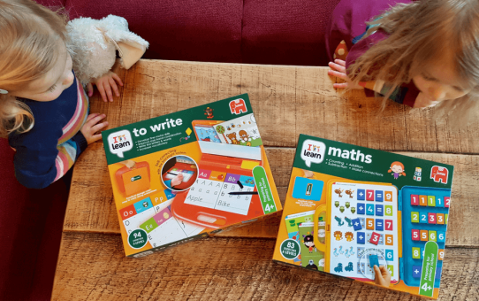 Early Learning Carry Cases from I Learn: What We Thought