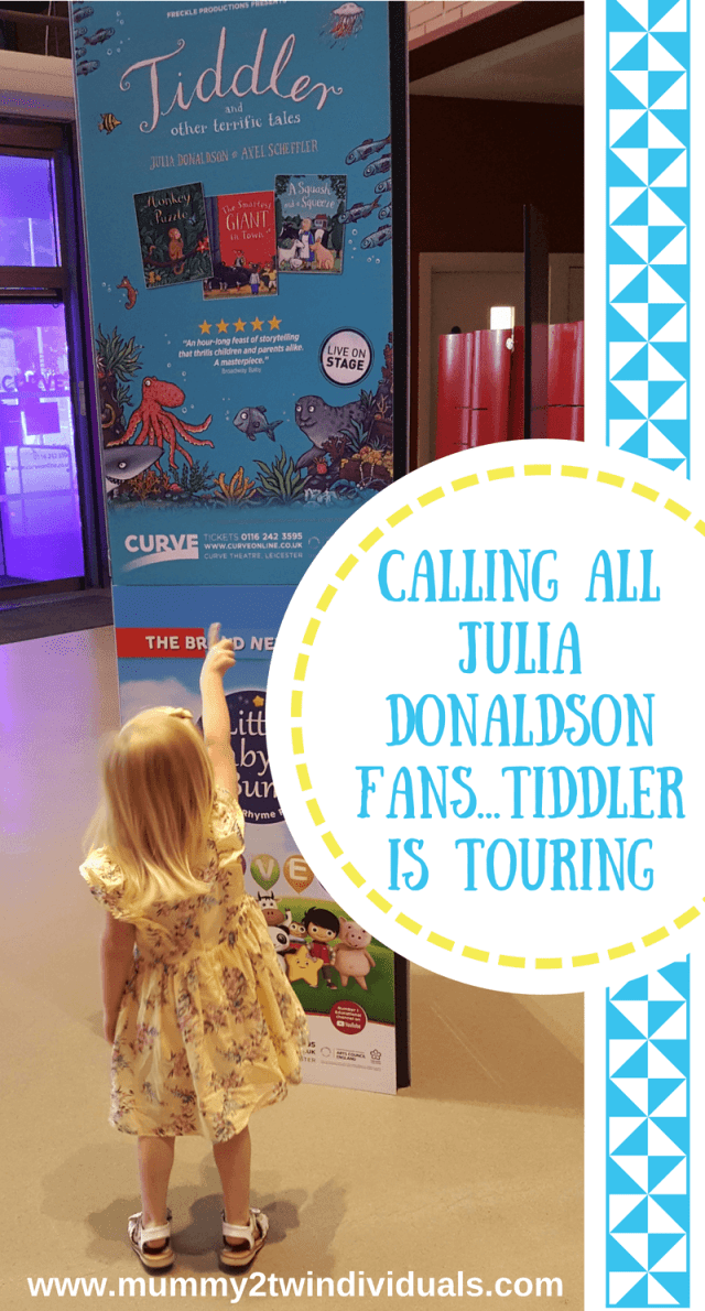 Review of the stage show Tiddler and other Terrific Tales that is currently touring the UK. A must see for any Julia Donaldson fan. There are so many great benefits to early theatre vists.