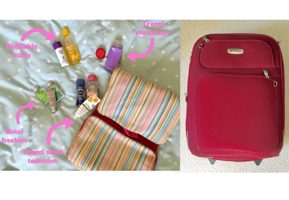 Packing Hacks - Top Tips to Help Prepare For a Family Trip