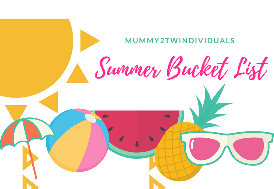 Summer Bucket List: Why Your Family Needs One