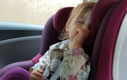 Tactics for Avoiding Toddlers Danger Napping in the Car