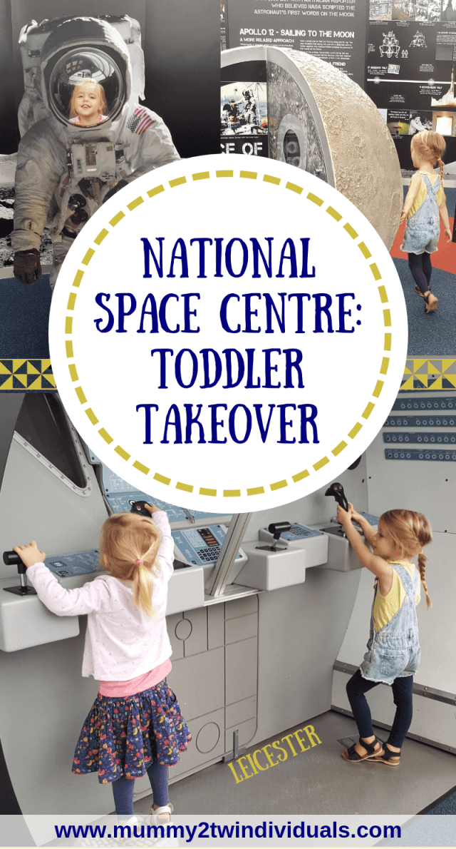 For a fm day out check out the National Space Centre in a Leicester. I can't recommend the Toddler Takeover days highly enough.