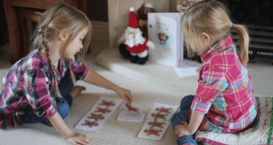 Christmas Games for Twins