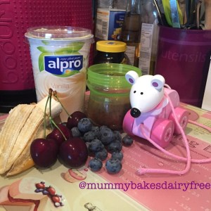 Dairy free smoothies!