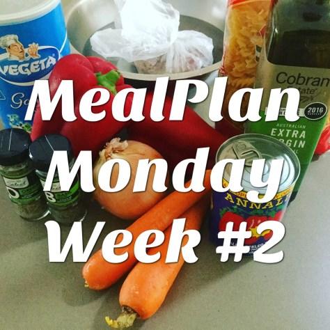 Meal Plan, meal, food, recipes, yum, eat, mealplan, week 2