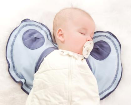 Sleepy wings, sleep, swaddle, swaddle sack, swaddle wings