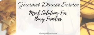 Gourmet Dinner Service, dinner, meal, food, family meals, meal delivery