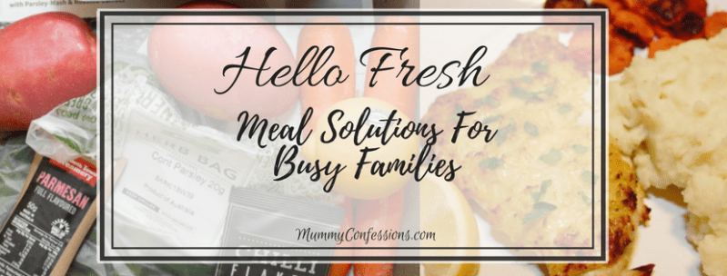 Hello Fresh: A Ready To Prepare Dinner Option