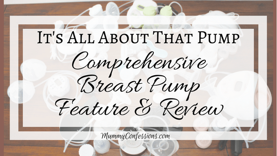 It's All About That Pump: Comprehensive Breast Pump Feature & Reviews (9 Brands!)
