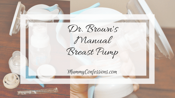 Dr Brown's Manual Breast Pump: Comfortable Manual Pump