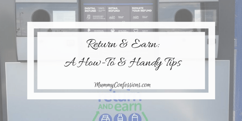 Return & Earn: How-to
