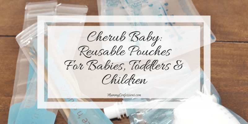 Cherub Baby: Reusable Pouches for Babies, Toddlers & Children