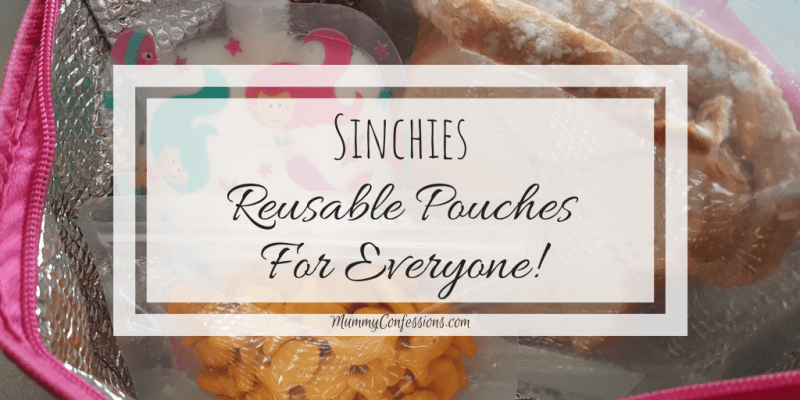 Sinchies: Reusable Pouches For Everyone!