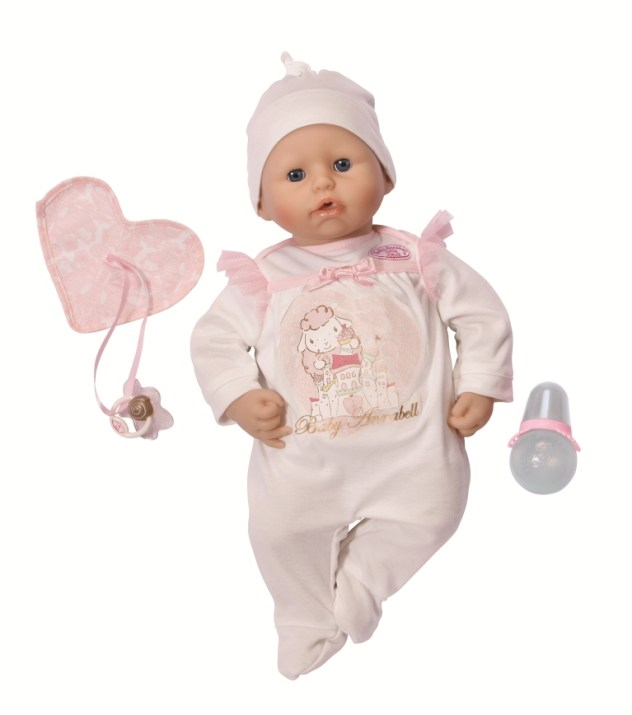 792193 Baby AnnabellR Doll, Version 8 - Available F13  (4)