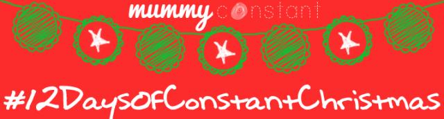 #12DaysOfConstantChristmas Day 1