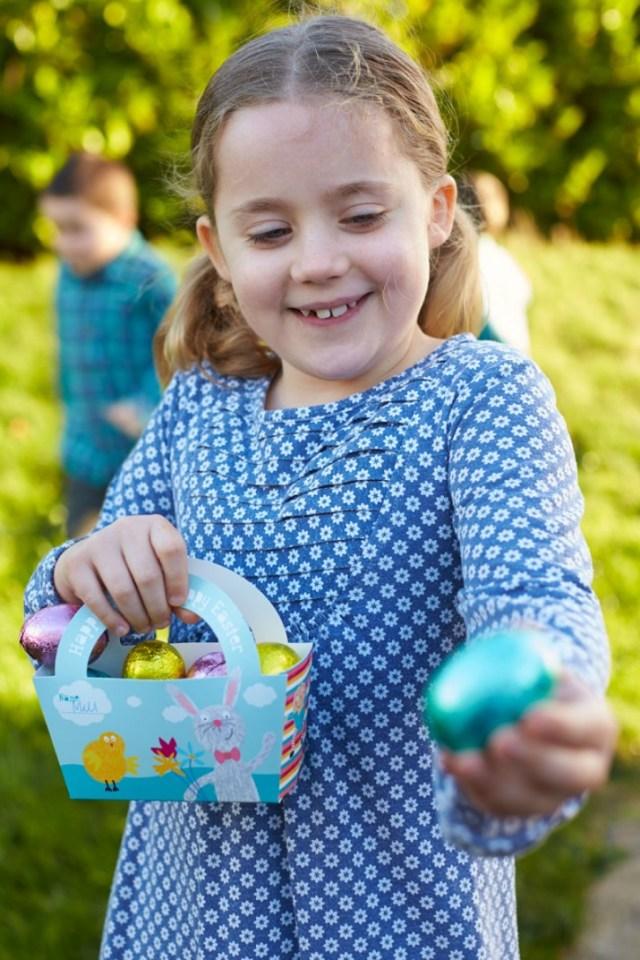 6 Garden Games - Easter Egg Hunt