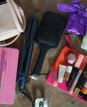 What's in my bag for BritMums Live