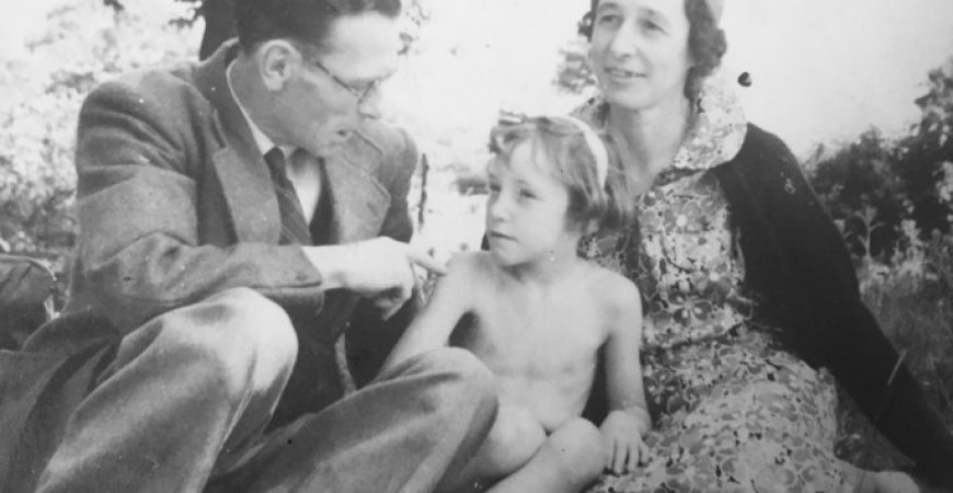 Family life in the 1930's: part one