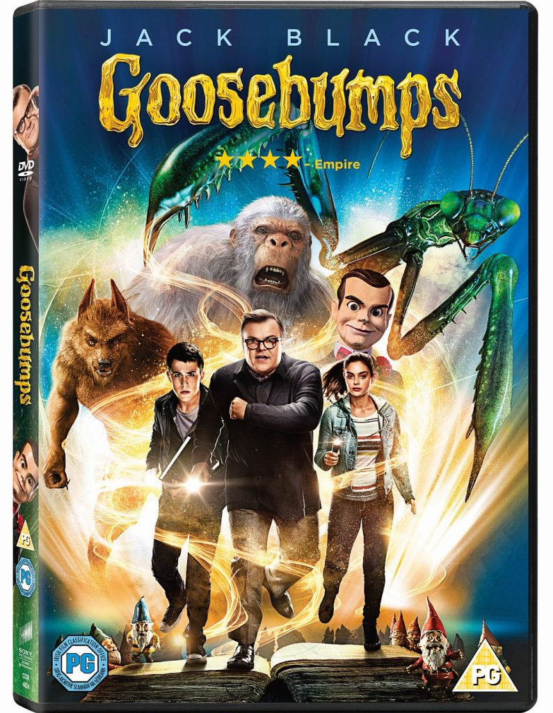 GOOSEBUMPS CDR4824_3D
