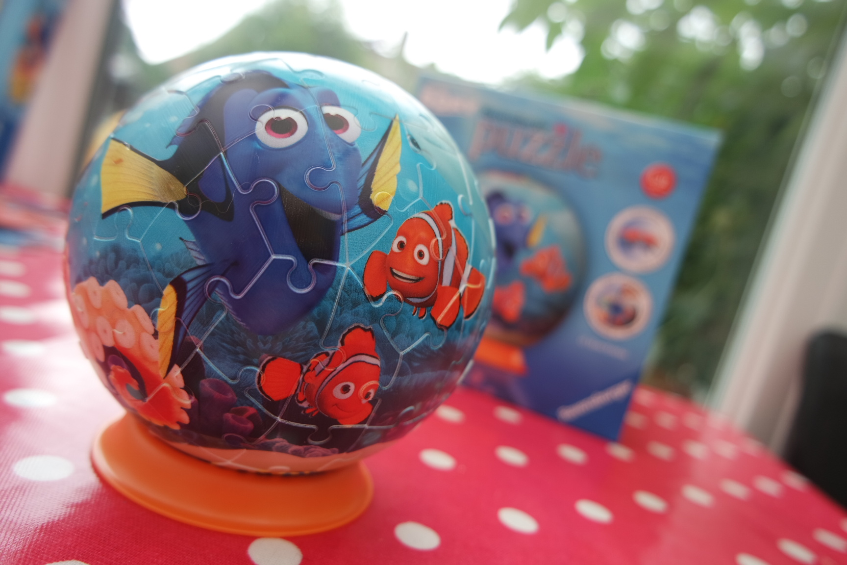 """Ravensburger """"Finding Dory"""" puzzles"""