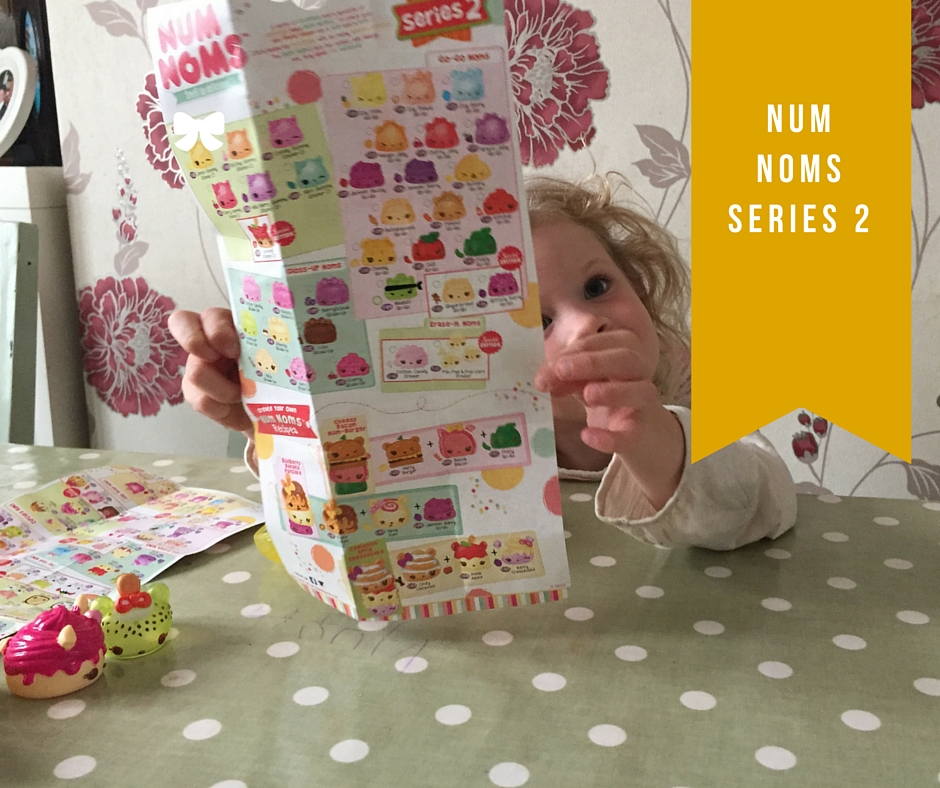 Create your wacky combos with Num Noms Series 2