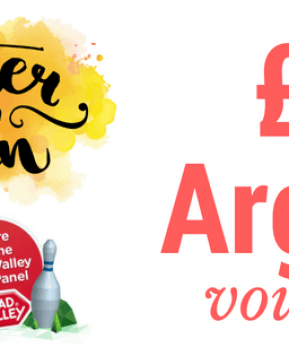 Celebrate the launch of the Chad Valley Play Panel and win Argos vouchers