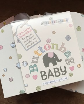 Win tickets to the Baby Show and Buttonbag sets