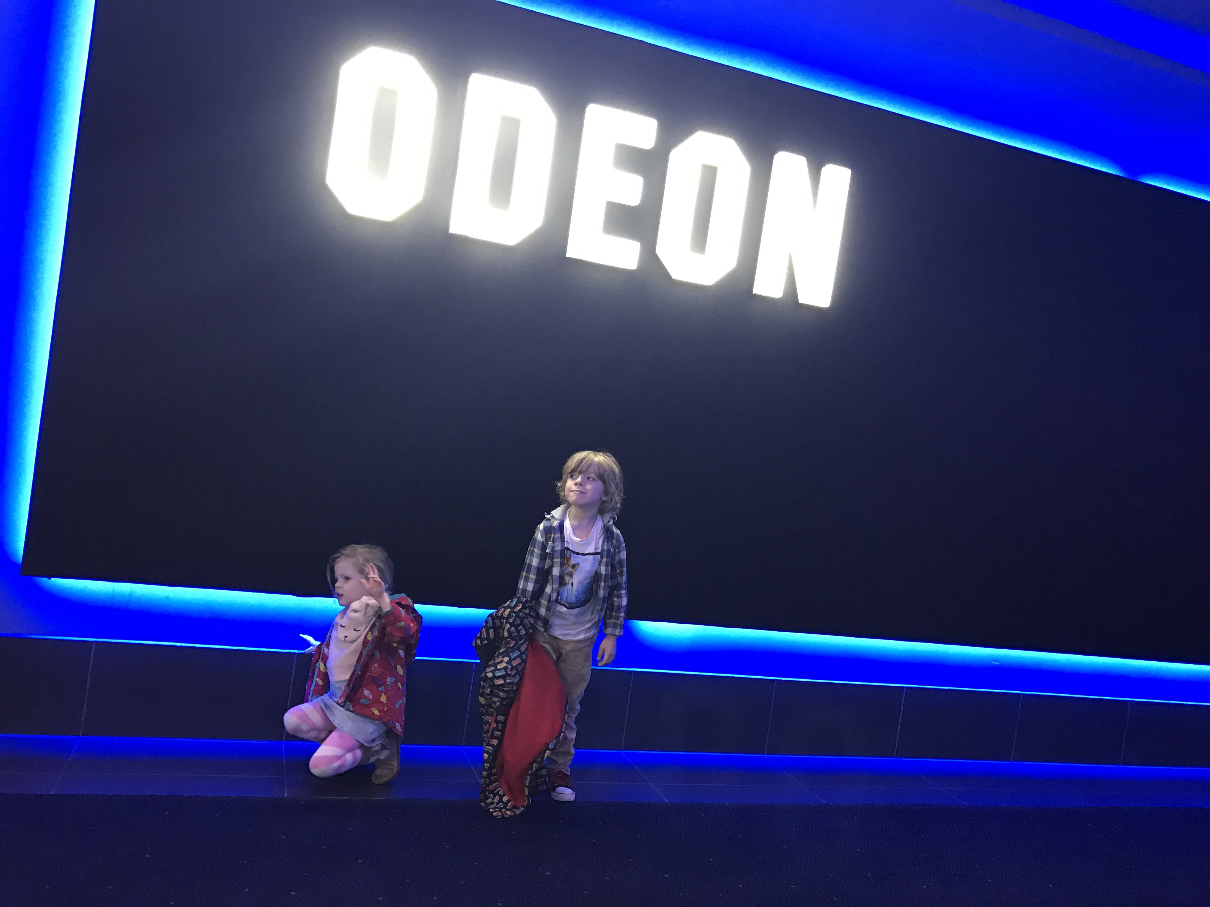 Get the family down to ODEON this half term