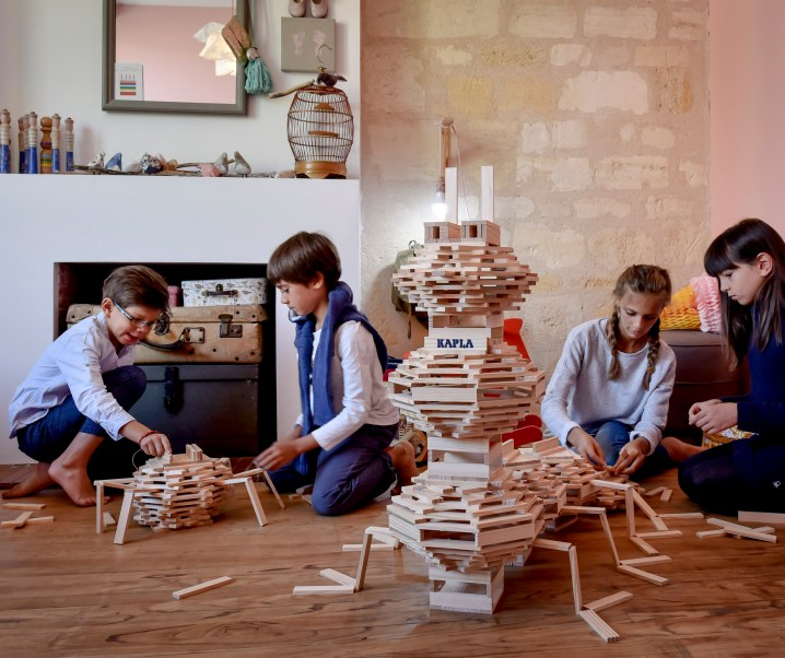 Competition to win a popular french toy KAPLA just in time for Christmas