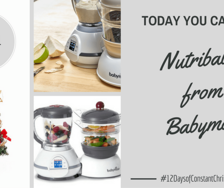 Day 11 – Win a Nutribaby from Babymoov #12DaysofConstantChristmas