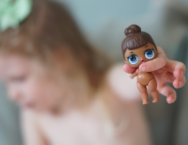 A little L.O.L. Surprise! collectible doll #ToyReview