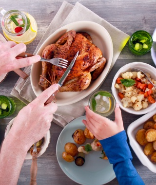 How to feed a large family on a budget
