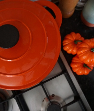 Creating that Autumnal theme in the kitchen with Wayfair #Recipes