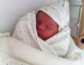 My Birthing Story – Do you have Husband and Mum in the delivery suite?