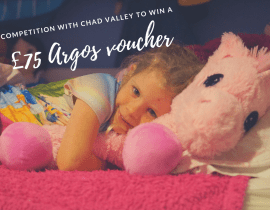 Win a £75 Argos voucher #ChadValley #GetitToday